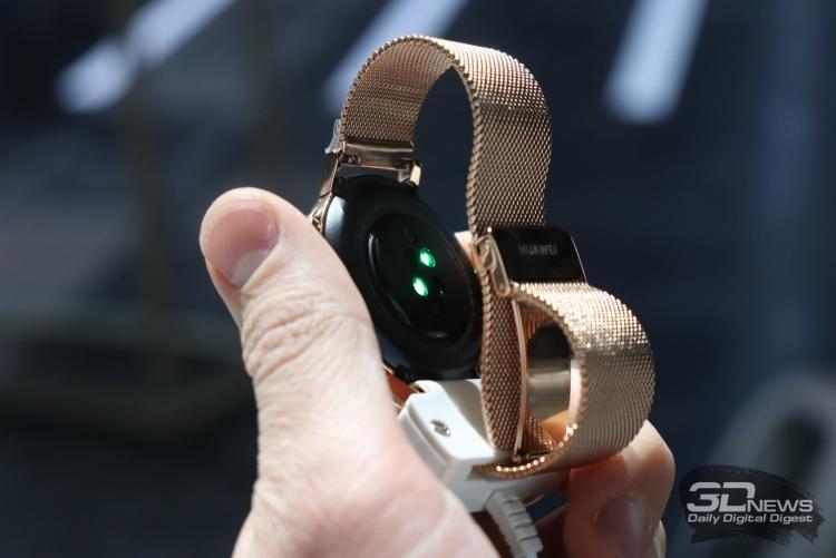 """Huawei представила часы Watch GT 2 под управлением LiteOS"""""""