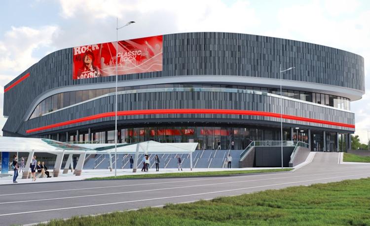 Комплекс МТС Live Arena в Москве вберёт в себя 5G, VR и «умные» системы