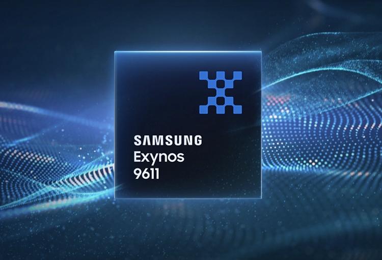 """Чип Samsung Exynos 9611 с восемью ядрами рассчитан на смартфоны среднего уровня"""""""