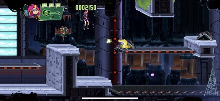 """Трейлер Spidersaurs — рисованной стрелялки от авторов Contra 4 для Apple Arcade"""""""