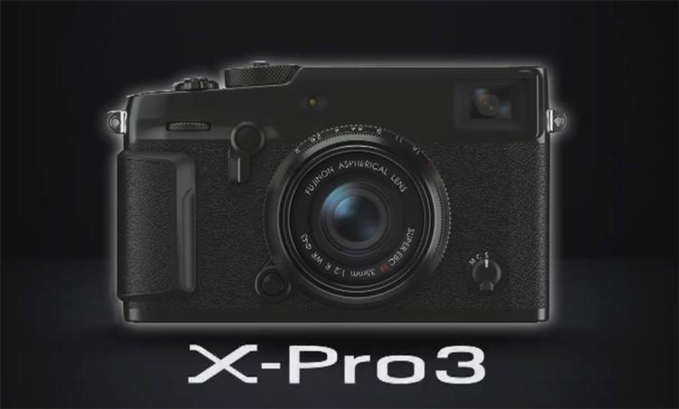 """Фотоаппарат Fujifilm X-Pro3 получит скрытый дисплей"""""""