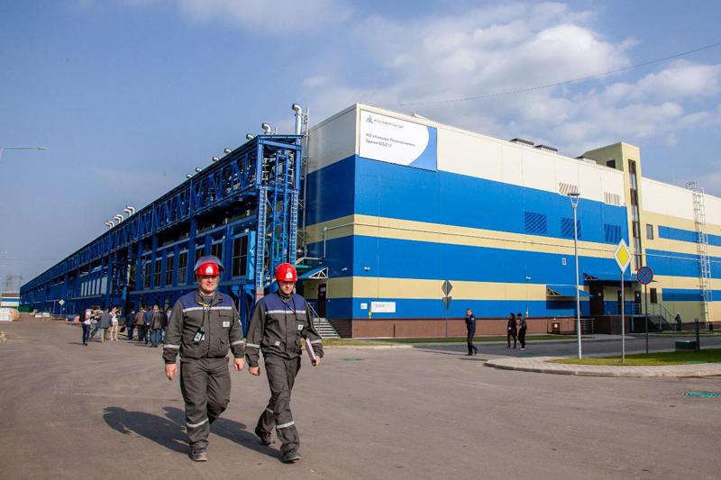 Первая секция крупнейшего в России дата-центра «Калининский» (г. Удомля, Тверская область), построенного концерном «Росэнергоатом» в партнерстве с компанией «Ростелеком». Источник фото: пресс-служба «Росэнергоатома»