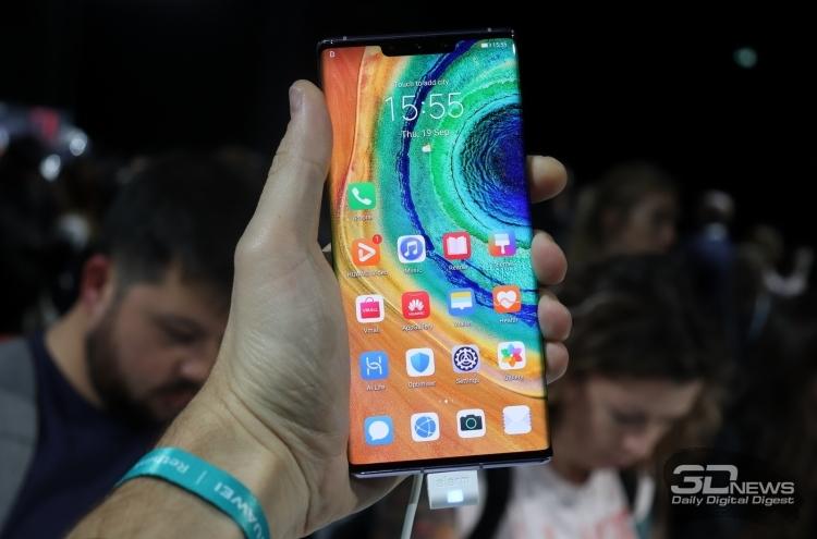 Huawei рассчитывает продать 20 млн смартфонов серии Mate 30 даже без сервисов Google