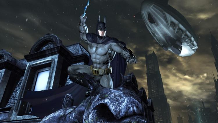 """Разработчики Batman: Arkham Origins опубликовали тизер со странными символами"""""""