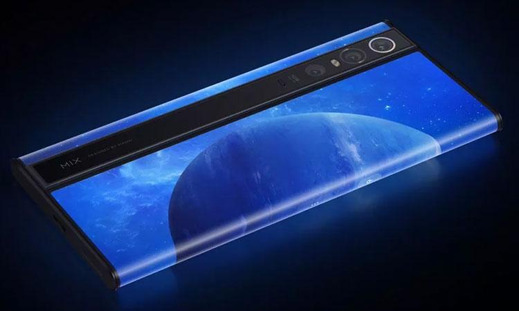 """Xiaomi Mi Mix Alpha — смартфон за $2800, почти целиком состоящий из экрана"""""""