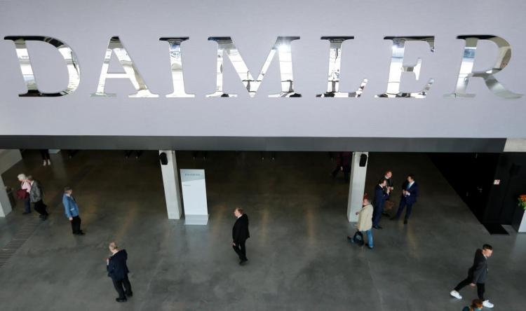 """Daimler заплатит 870 млн евро за мошенничество с тестами на выбросы"""""""
