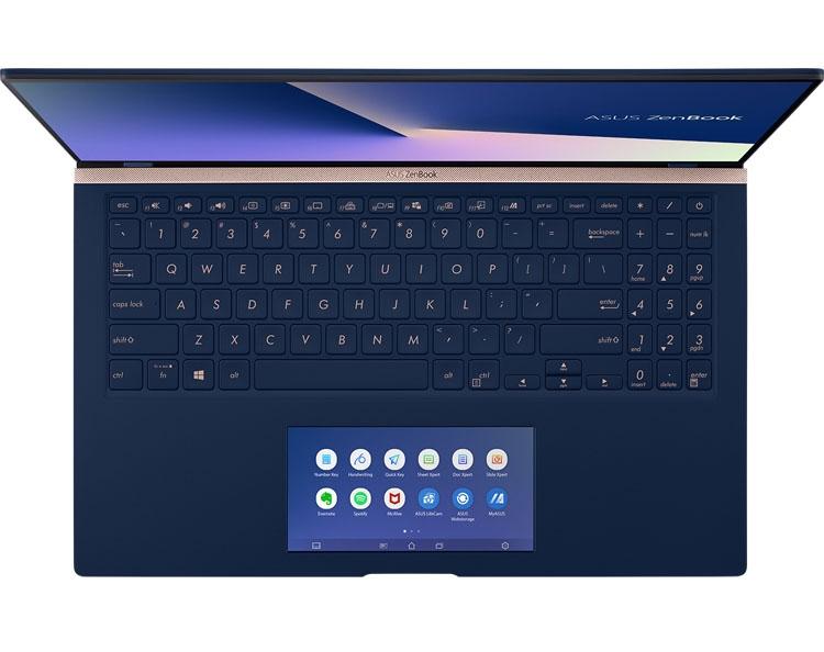 """В России стартовали продажи ноутбука ASUS ZenBook Pro Duo с дополнительным дисплеем ScreenPad Plus"""""""