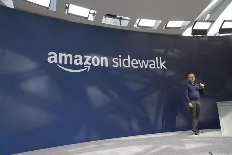 """Amazon Sidewalk призвана расширить дальнобойность домашних сетей Wi-Fi для носимой электроники"""""""