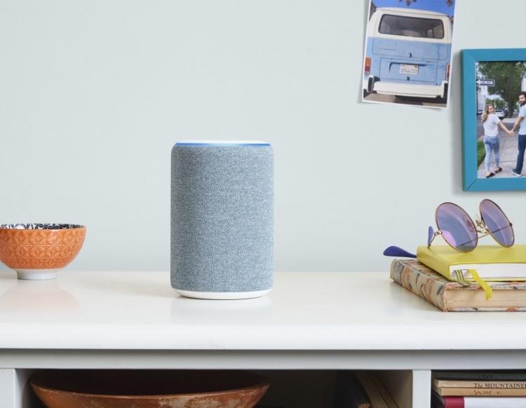 """Смарт-динамик Amazon Echo третьего поколения порадует качеством звука"""""""