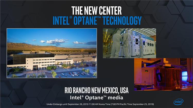 Intel делится планами по Optane и обещает энергонезависимые DIMM в рабочих станциях