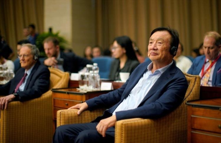 Основатель и генеральный директор Huawei Жэнь Чжэнфэй