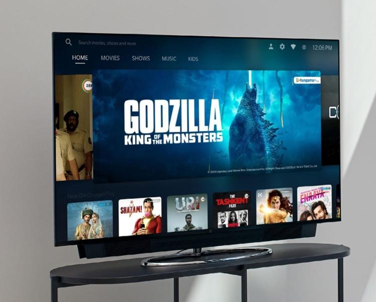 """Смарт-телевизоры OnePlus TV получили аудиосистему мощностью 50 Вт"""""""