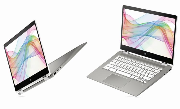 """HP Chromebook x360 12b и 14b: ноутбуки-трансформеры с поддержкой перьевого управления"""""""