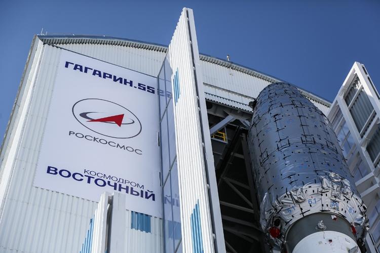 """Ракета «Ангара» впервые полетит с Восточного во второй половине 2023 года"""""""