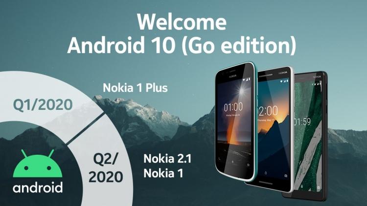 """HMD Global подтверждает обновление Android 10 для своих смартфонов начального уровня"""""""