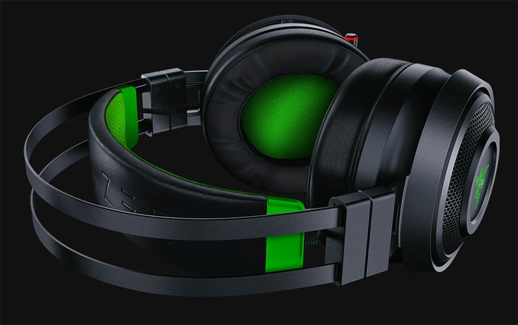 "Razer Nari Ultimate for Xbox One: гарнитура с тактильной отдачей HyperSense"""