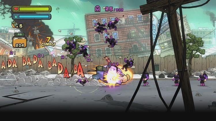 Games with Gold в октябре: Tembo the Badass Elephant, Friday the 13th, Disney Bolt и Ms. Splosion Man