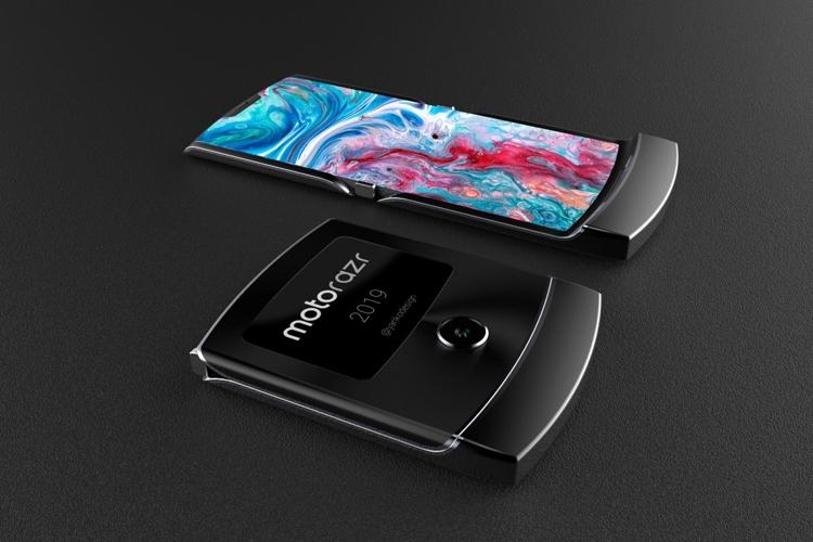 """Ждать осталось недолго: гибкий смартфон Motorola Razr предстанет до конца года"""""""