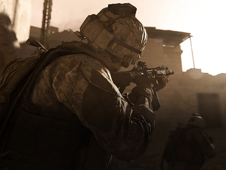Первый видеодневник об истории создания сюжетной кампании Call of Duty: Modern Warfare