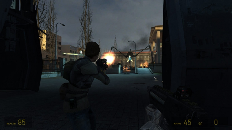 """Valve исправила проблему с неморгающими персонажами в Half-Life 2"""""""