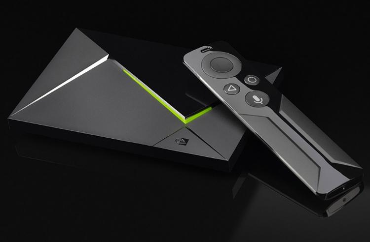 """На подходе консоль NVIDIA Shield TV нового поколения"""""""