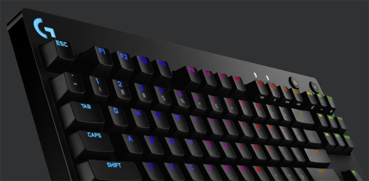 """Logitech G PRO X: механическая клавиатура со сменными переключателями"""""""