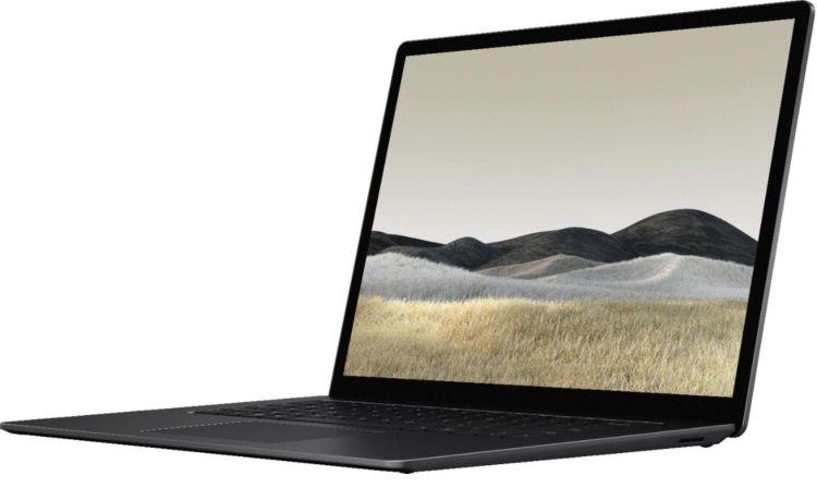 Появились более подробные изображения Microsoft Surface Laptop третьего поколения