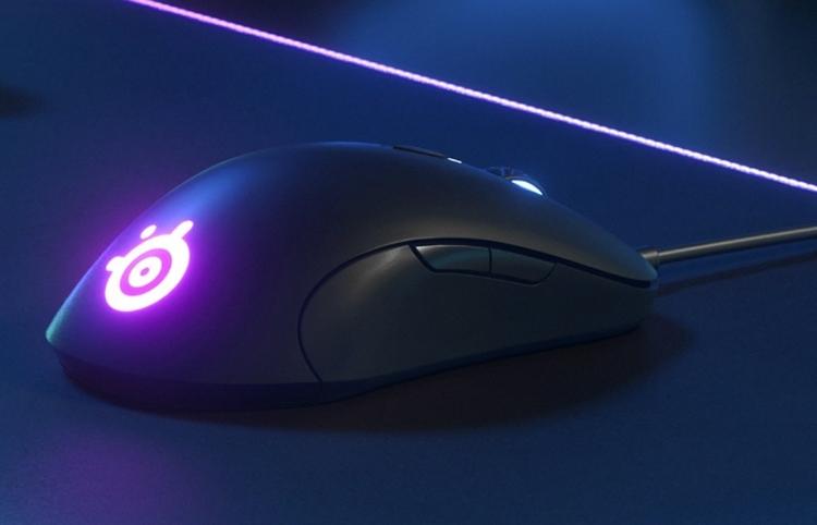 """SteelSeries Sensei Ten: классическая игровая мышь для правшей и левшей"""""""