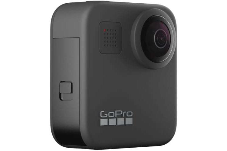 """GoPro MAX: сферическая видеосъёмка в формате 5,6K с объёмным звуком"""""""