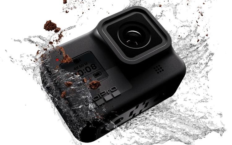 "Дебют камеры GoPro Hero8 Black: стабилизация HyperSmooth 2.0 и цифровые объективы"""