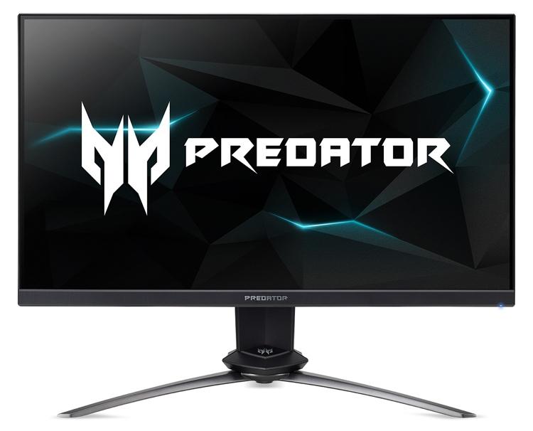 """Время отклика игрового монитора Acer Predator XN258QX составляет 0,4 мс"""""""