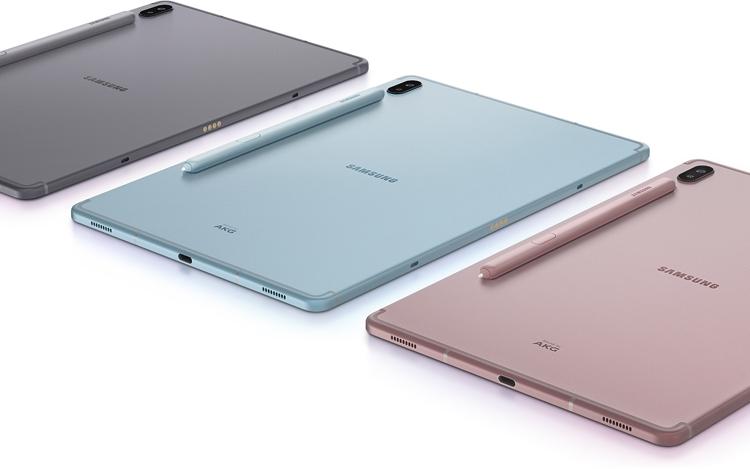 """Samsung выпустит первый в мире планшет с поддержкой 5G"""""""
