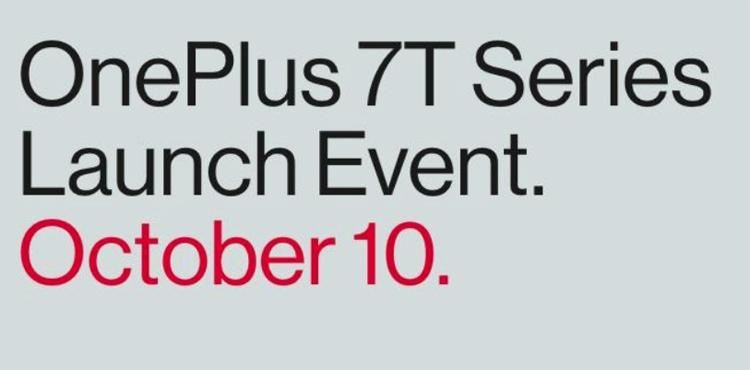 "Флагманский смартфон OnePlus 7T Pro дебютирует через неделю"""