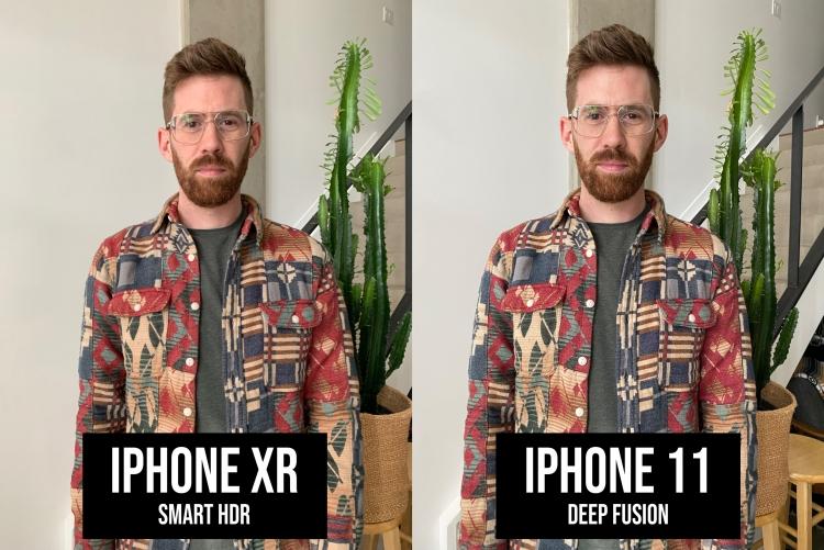 """В бете iOS 13.2 улучшилась работа фоторежима за счёт технологии Deep Fusion"""""""