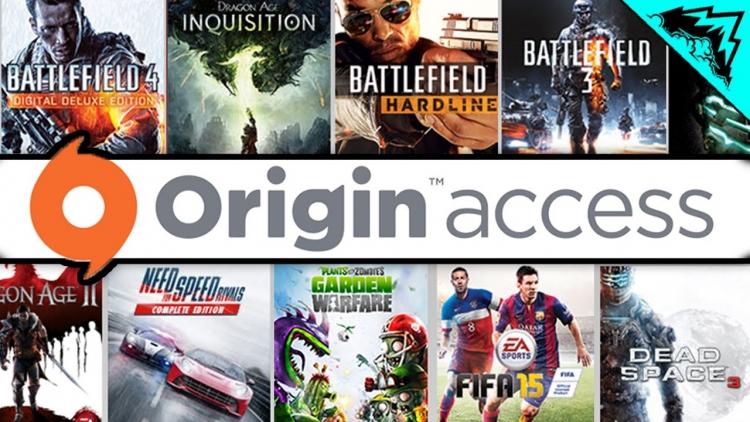 EAраздает месяц подписки Origin Access абсолютно бесплатно