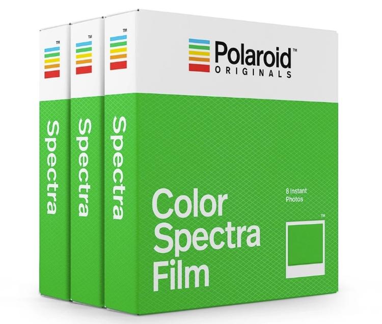 """Polaroid Originals прекращает выпуск плёнок Spectra для мгновенной печати"""""""