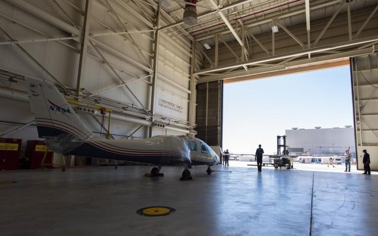 """NASA вскоре начнёт испытания полностью электрического самолёта X-plane"""""""