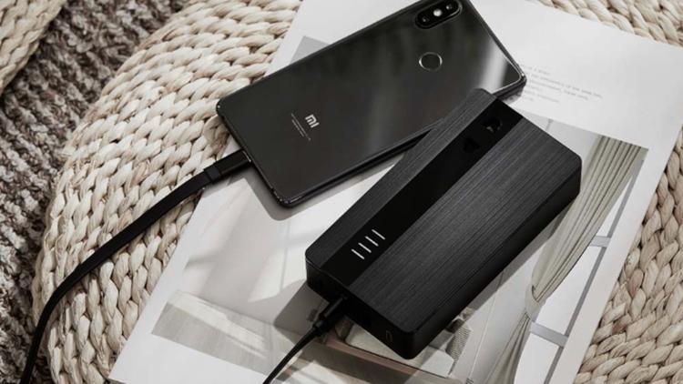 Xiaomi представила внешний аккумулятор сполноценной розеткой