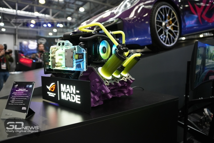 "«ИгроМир 2019»: ASUS ROG представил мощные ПК, ноутбуки и ROG Phone II"""