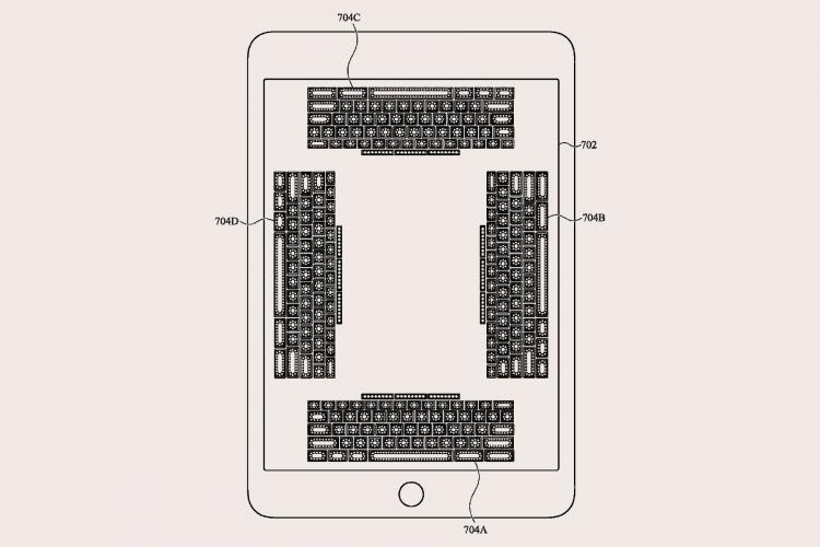 """Новый патент Apple указывает, что MacBook может получить экранную клавиатуру"""""""
