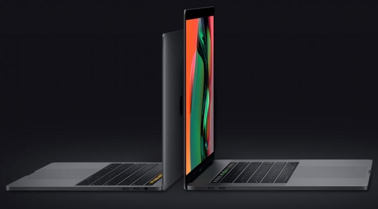 Новый патент Apple указывает, что MacBook может получить экранную клавиатуру