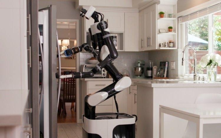 """Toyota использует VR для создания роботизированных помощников по дому"""""""