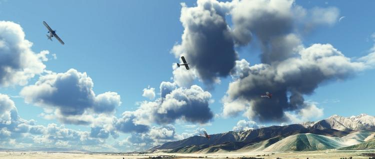 Видео: Microsoft Flight Simulator может получить поддержку трассировки лучей