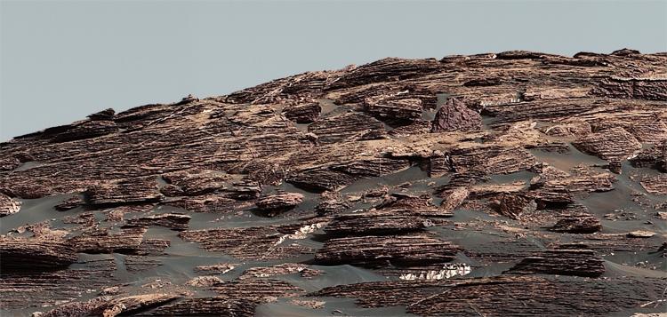 Российские учёные не подтвердили наличие метана в атмосфере Марса