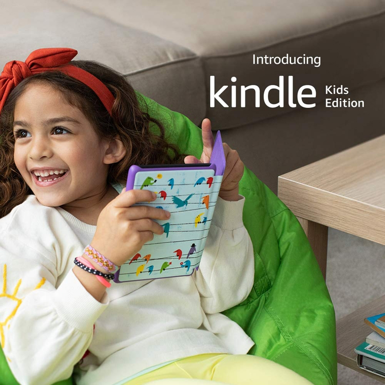 Kindle Kids Edition: первый ридер Amazon для детей""