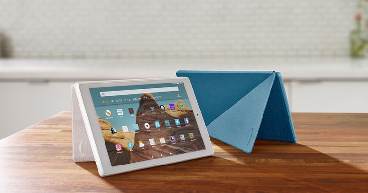 "Amazon представила новый планшет Fire HD 10: в два раза дешевле, чем iPad"""