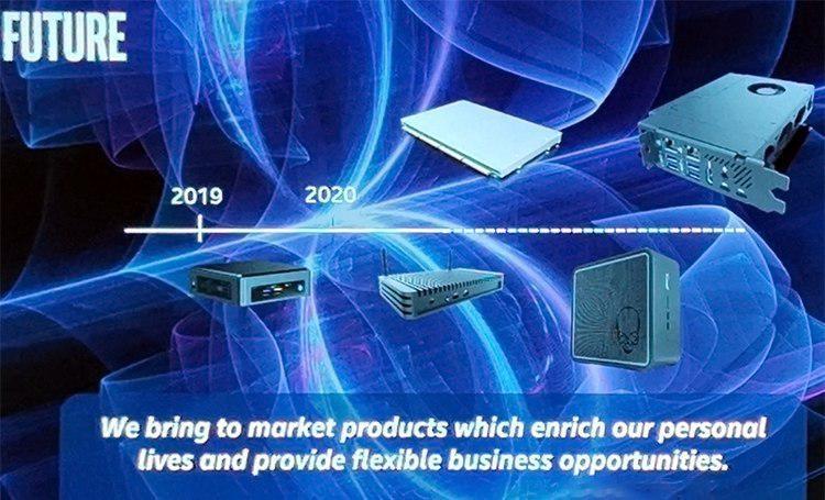 """Intel изобретает модульный ПК: премьера— в следующем году"""""""