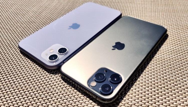 """По итогам сентября Apple вернулась в тройку лидеров продаж смартфонов в России"""""""