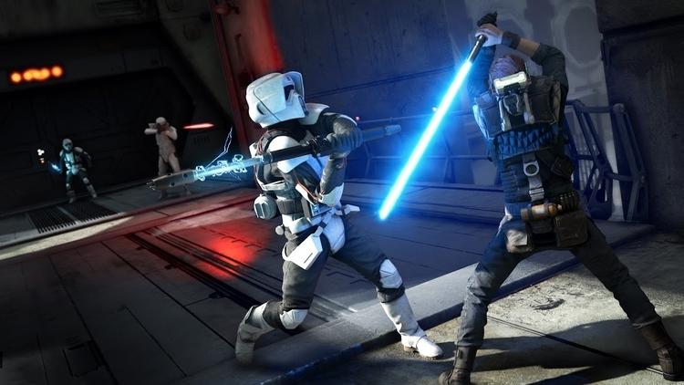 "EA рекомендует 32 Гбайт оперативной памяти для Star Wars Jedi: Fallen Order"""