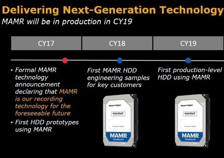 """WDC и Seagate рассматривают возможность выпуска жёстких дисков с 10 пластинами"""""""
